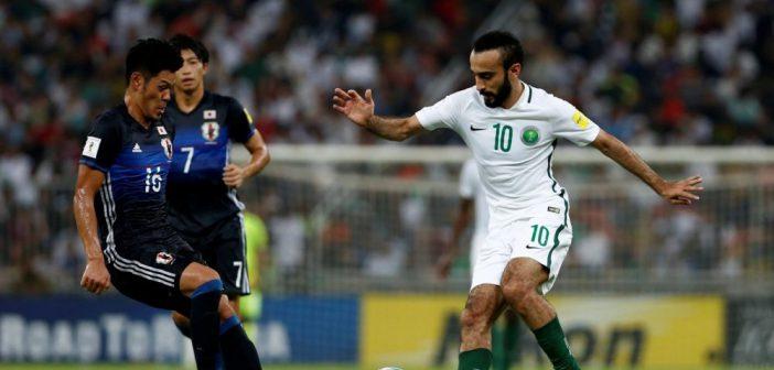 WK 2018 – Selectie – Saudi-Arabië