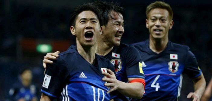 WK 2018 – Selectie – Japan