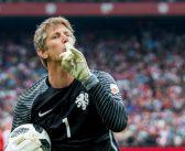 Edwin van der Sar: ''Ik hoop dat ze wereldkampioen worden''