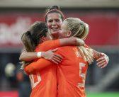 Nederlandse vrouwen door naar de kwartfinale