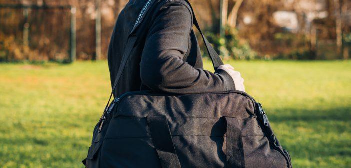 Een weekendje weg naar een voetbalwedstrijd, welke tas neem je mee?